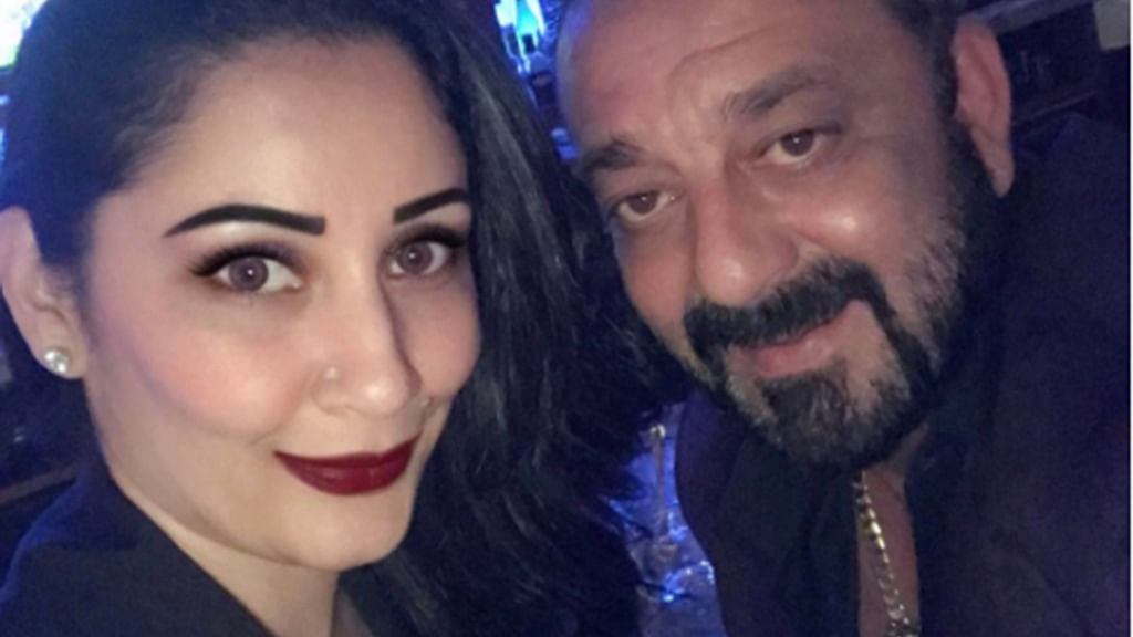Entertainment: Sanjay unveils Bhoomi's poster on his 58th birthday