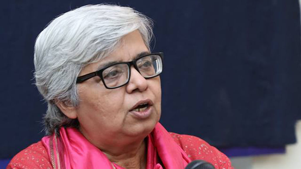 Police yet to act against rogue cop who threatened Shabnam Hashmi