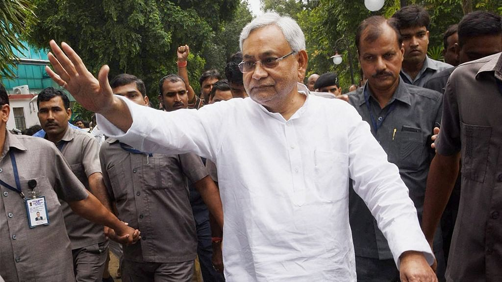 Nitish Kumar, the rank opportunist who would do anything for power