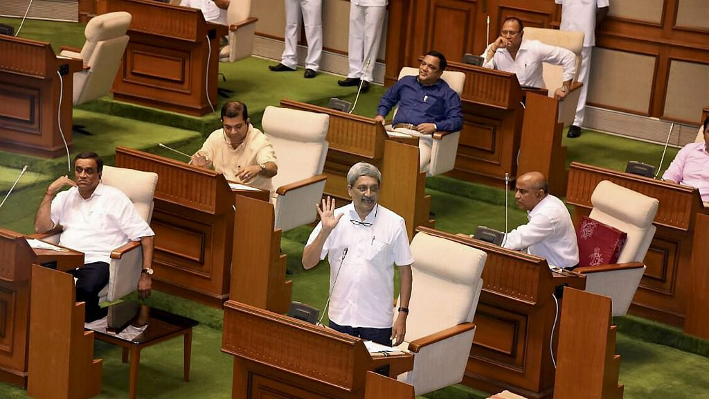 Parrikar assures that there would be no shortage of beef in Goa