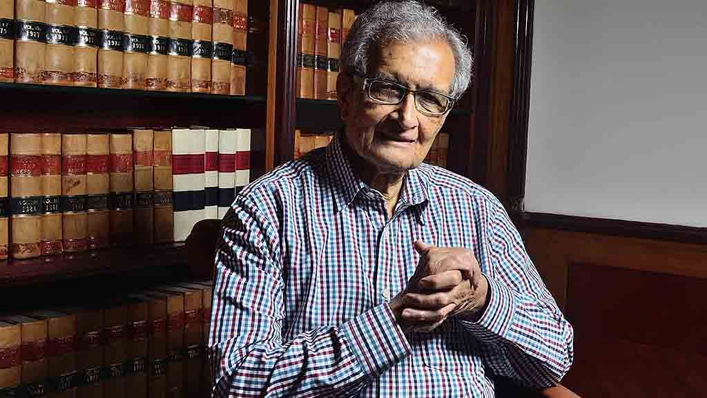 Entertainment: Censor objects to 'Cow' in Amartya's documentary