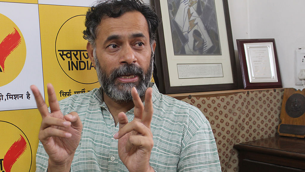 Before march to Delhi, activist explains why farmers feel cheated