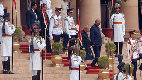 July 25: Delhi and beyond, in pictures