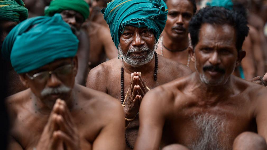 Amid farmers' protest over  debt, TN MLAs enjoy 90% pay hike