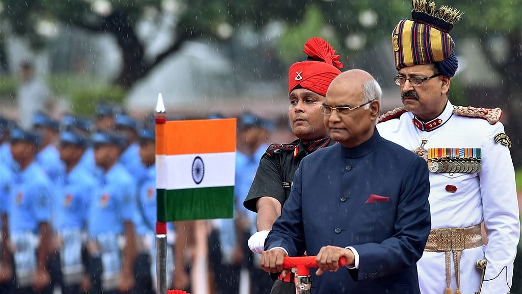 Full text of President Kovind's first address