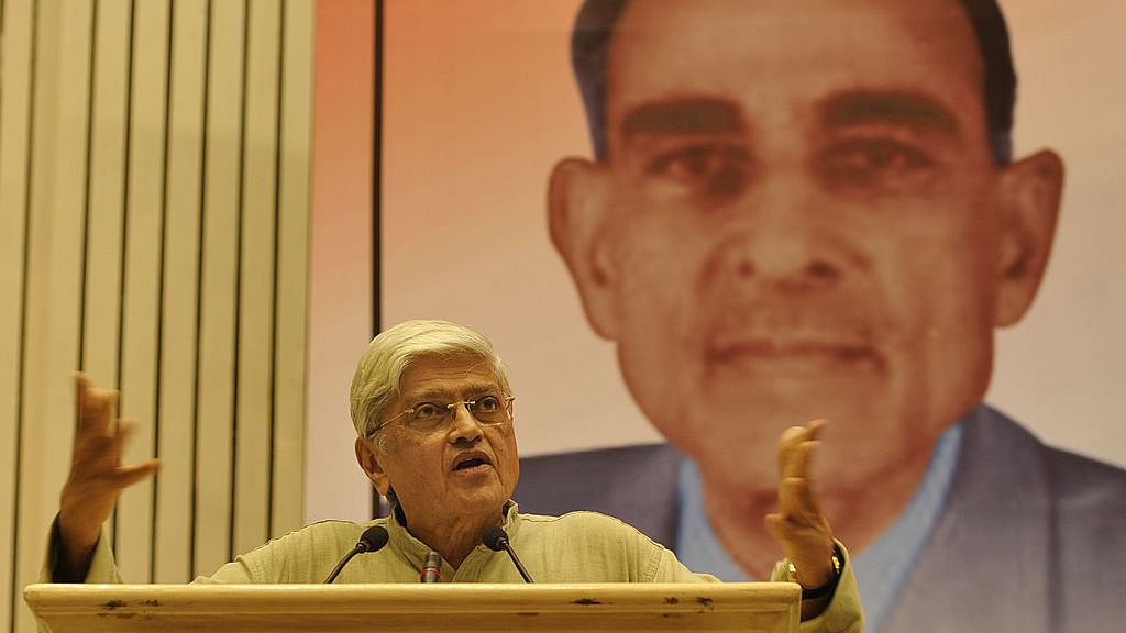 Gopalkrishna Gandhi: Know about the Opposition's VP candidate