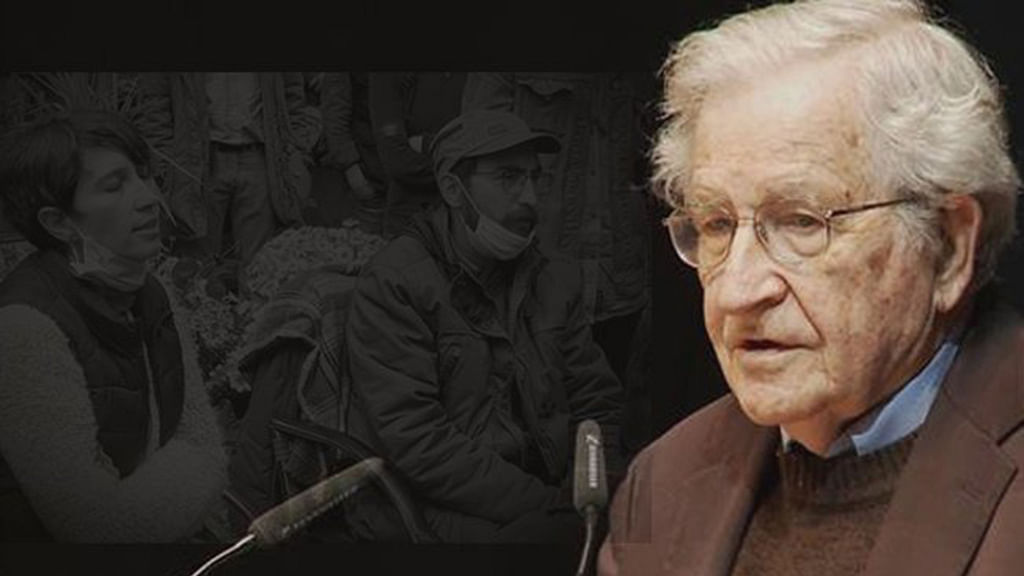 Nuclear war more imminent under Trump, says Chomsky