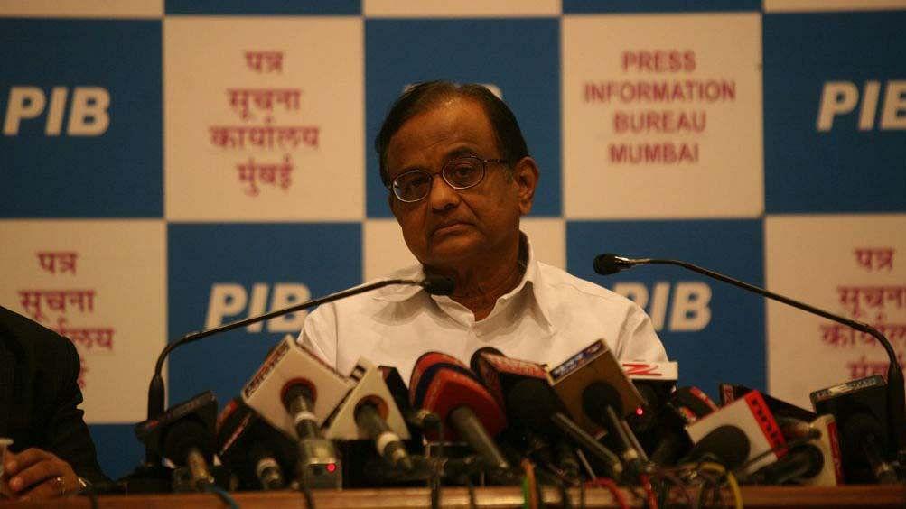 GST:  An imperfect mockery, says Chidambaram