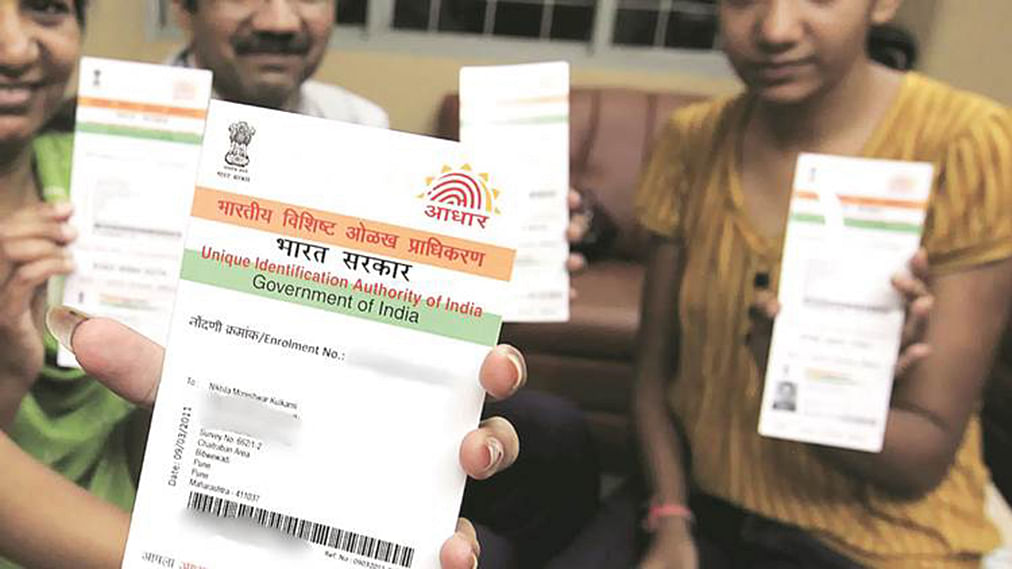 Cabinet Approves Aadhaar Bill; claims it is people friendly
