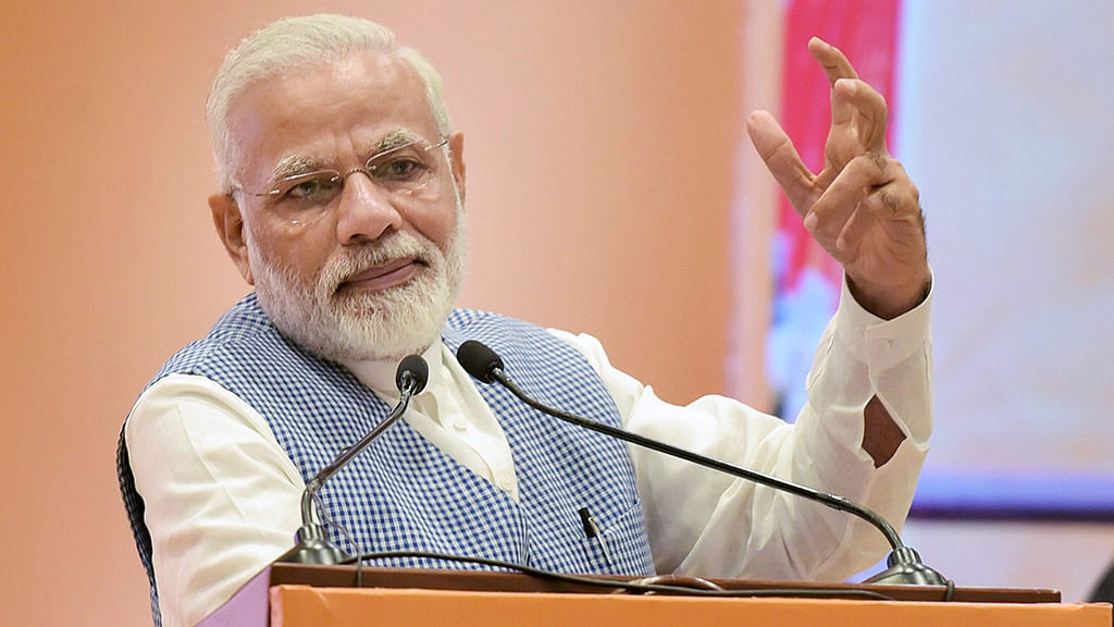 Privacy a fundamental right: PM Modi keeps mum, twitter bursts into jubilation