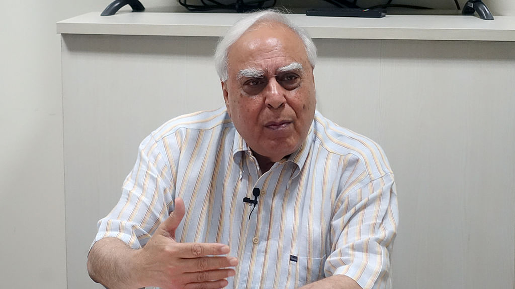 BJP controls the media and minds of people, concedes Kapil Sibal