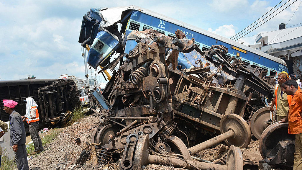 Audio tapes hint at administrative failure for Utkal Express accident