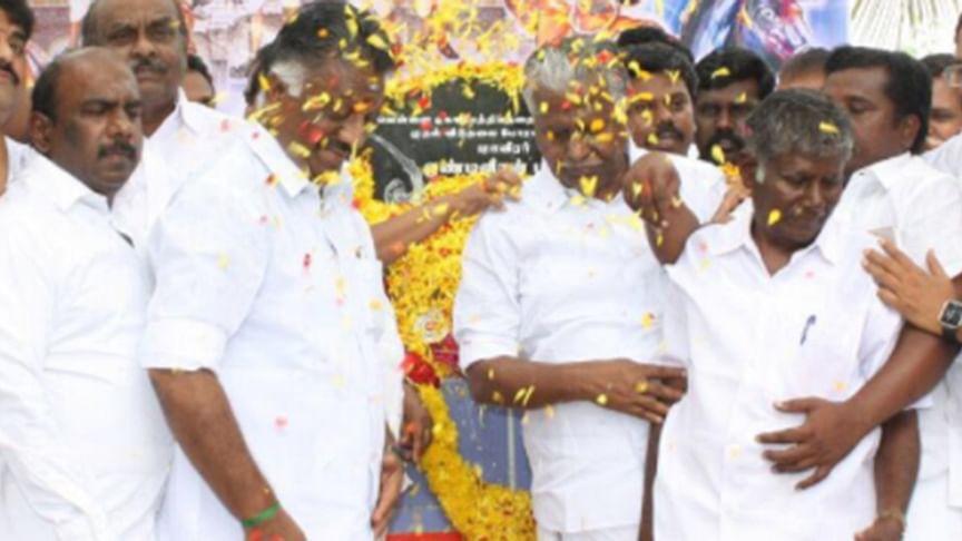 AIADMK merger done, Panneerselvam is Deputy CM of Tamil Nadu