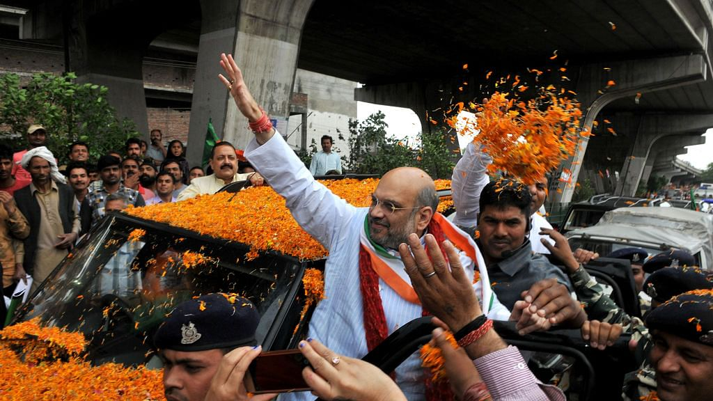 What's Amit Shah up to in Kashmir?