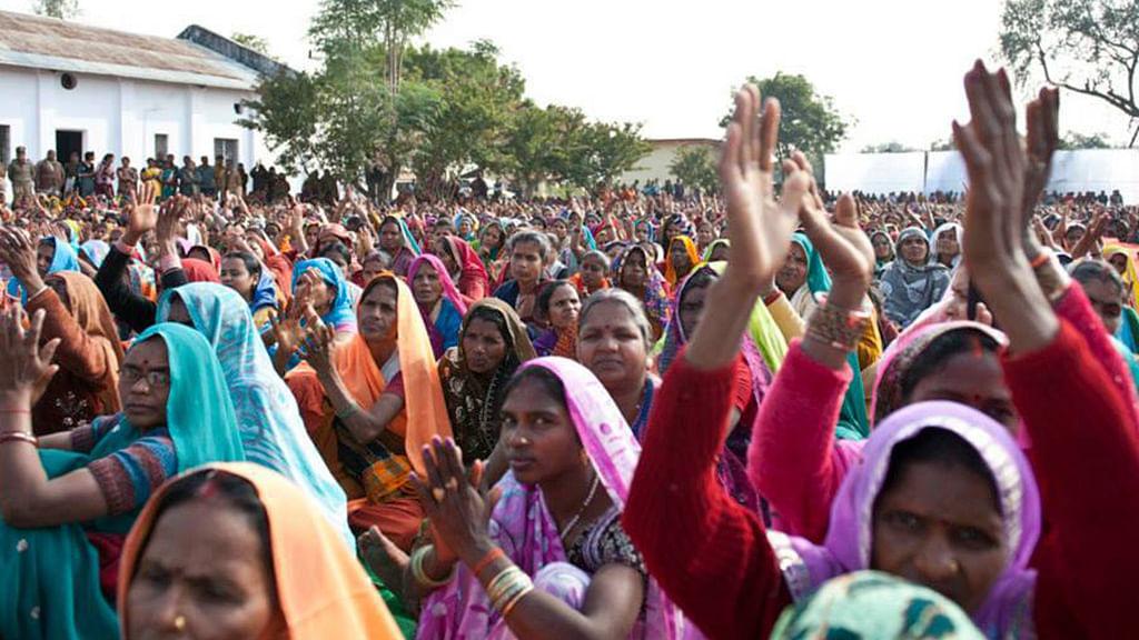 Yogi's Govt stops vocational training for women in Amethi