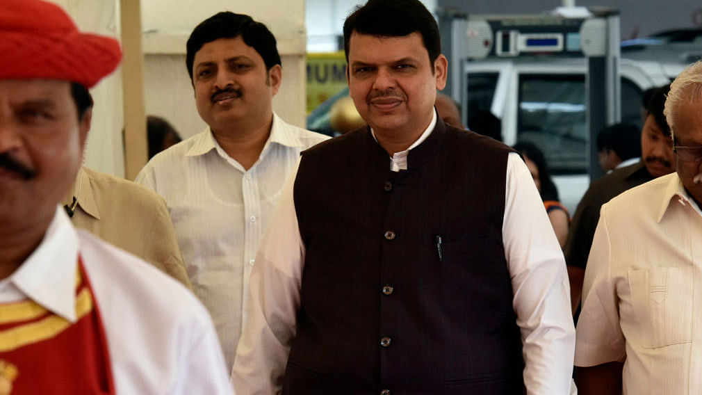 How the Maharashtra CM is busy brushing scams under the carpet