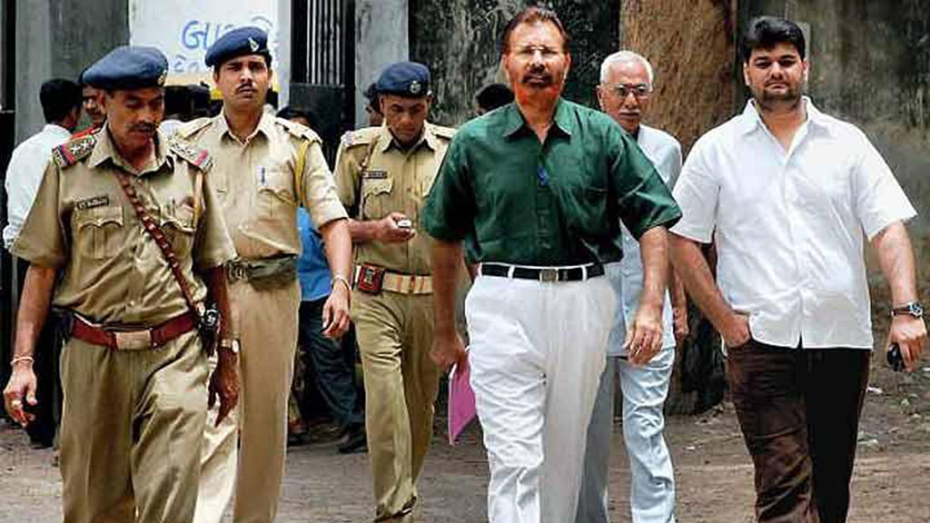 MHA continues to hound Gujarat cadre IPS Rajnish Rai