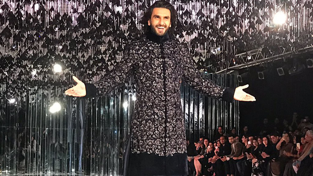 India Couture Week: Connecting past grandeur with the colours of today