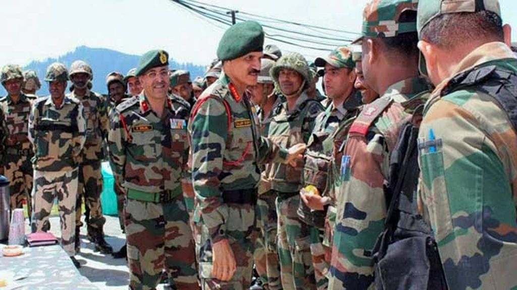 Doklam standoff: Army moves troops of Sukna-based 33 Corps to Sikkim