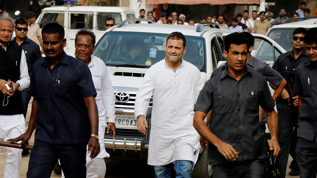 Don't protest, help the flood affected: Rahul