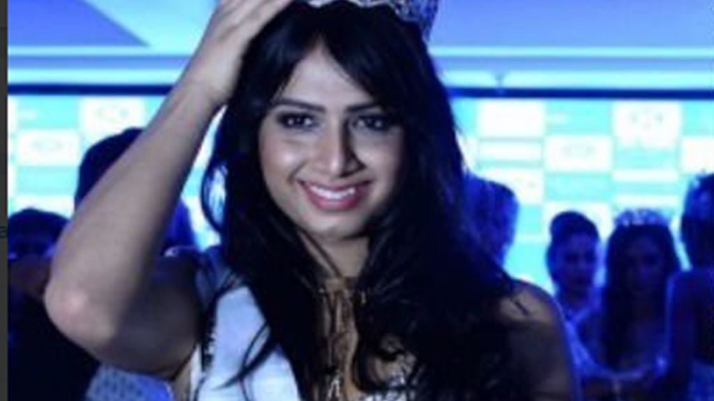 Entertainment: Nitasha becomes India's first Miss Transqueen