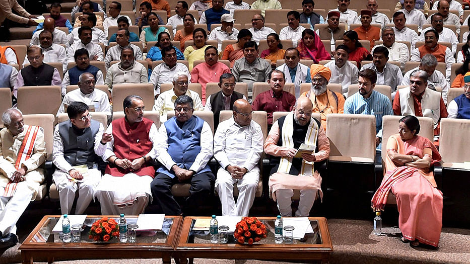 BJP's 'Chanakya inspired' policy to divide, rule and win elections