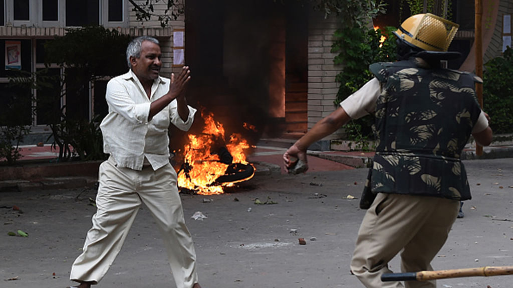 August 25: Delhi and beyond, in pictures