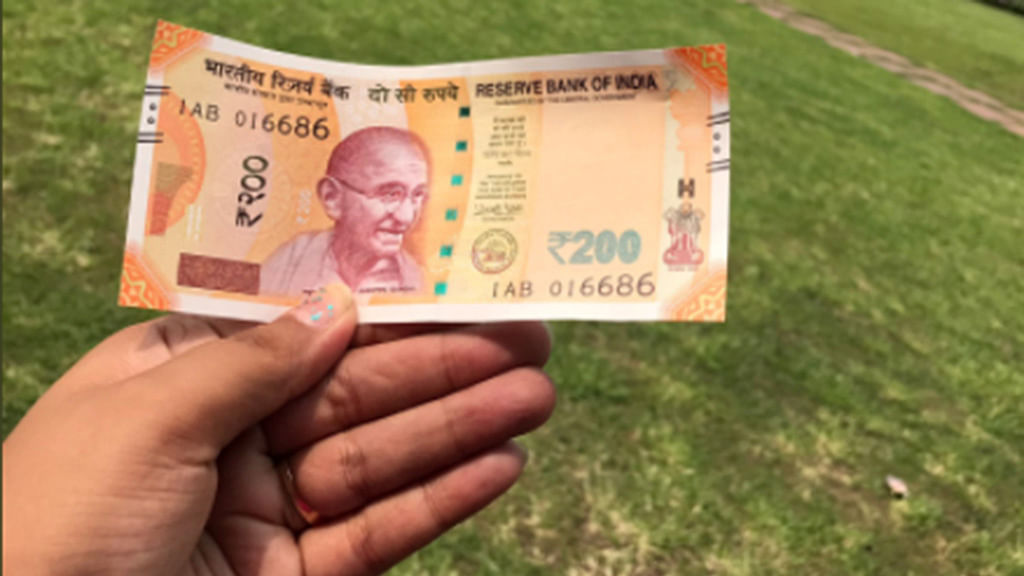 Twitter reacts to new ₹200 and ₹50 currency notes