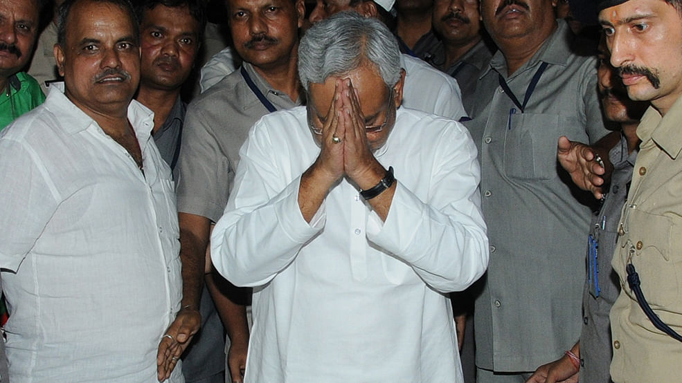 Nitish Kumar's Bihar insists tagging animals for 'Qurbani'
