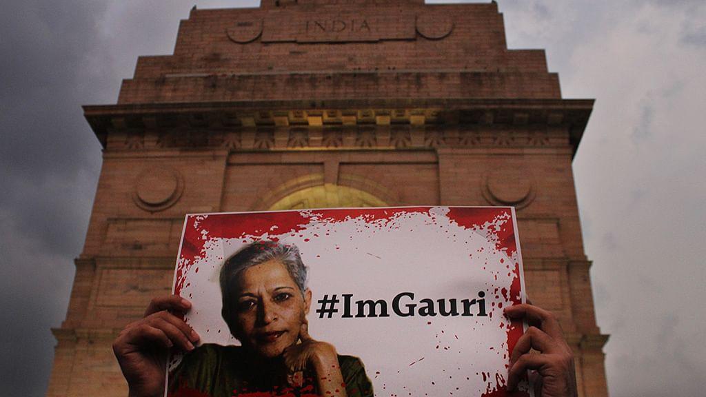 Murder of Gauri Lankesh: a wake-up call for journalism
