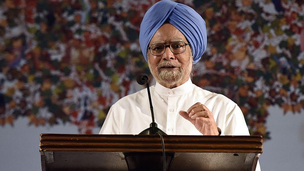 Dr Manmohan Singh calls Modi Govt's bluff on internal security