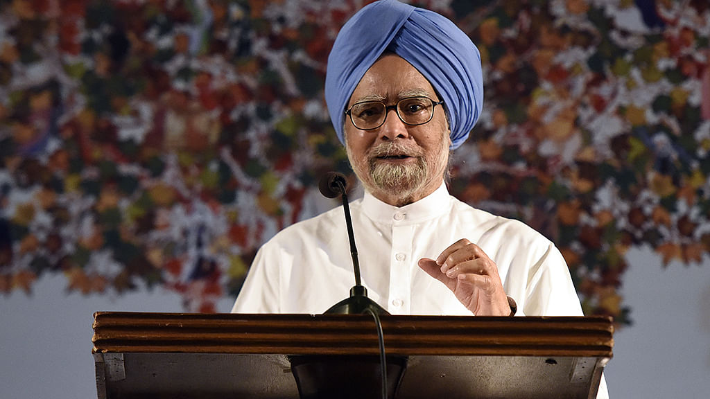 Dr Manmohan Singh calls Modi Govt's bluff on internal security