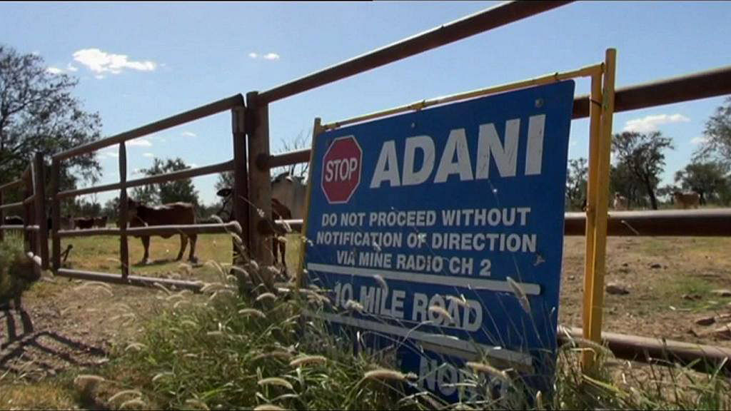 Adani's Australian mine won't start until they have a land agreement with us: Indigenous activist