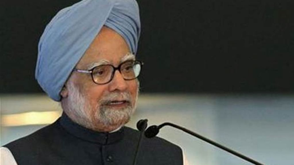 Modi government's policies are resulting in massive job-less growth, says former PM Manmohan Singh
