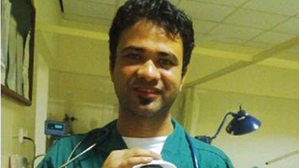 Dr Kafeel Khan (Photo courtesy: Twitter)
