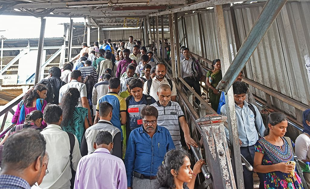 Elphinstone Road stampede: a terrible 'man-made' disaster
