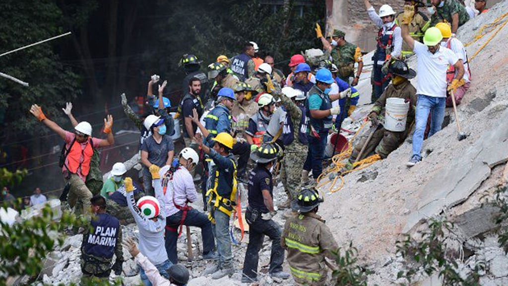 Mexico earthquake: Death toll surges to 248