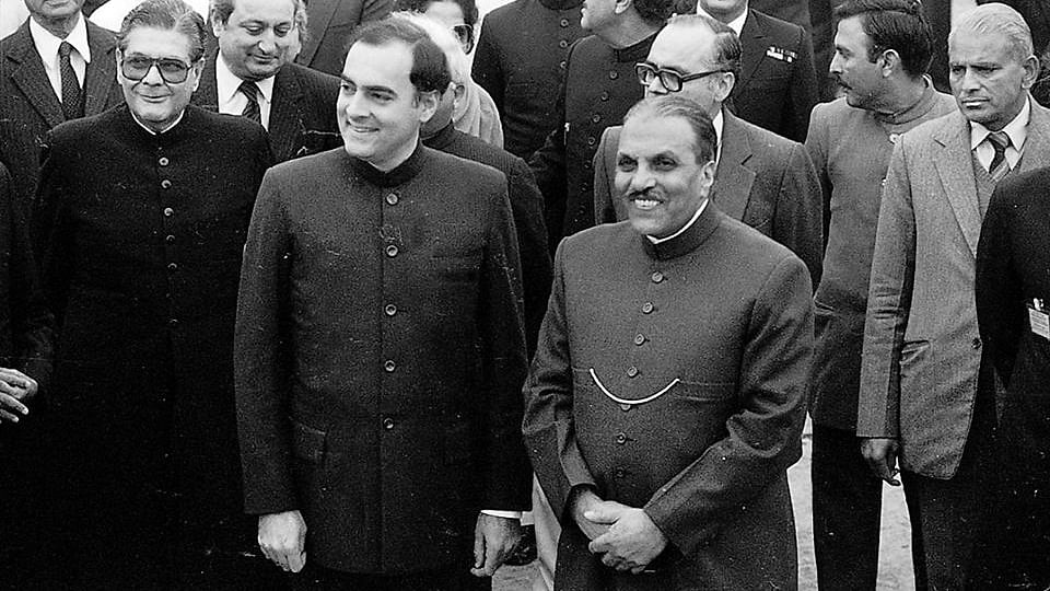 Rajiv's manoeuvring gave India an upperhand in Afghan politics
