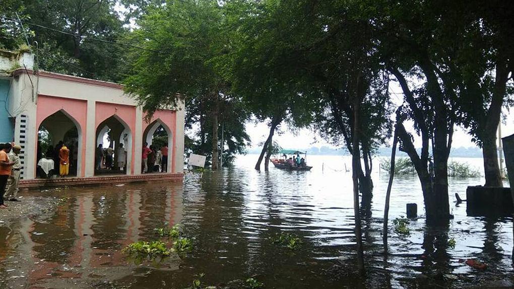Photo courtesy: Narmada Bachao Andolan