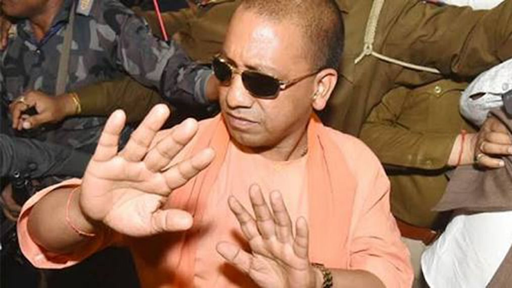 Where's your anti-Romeo squad, Yogi Ji?