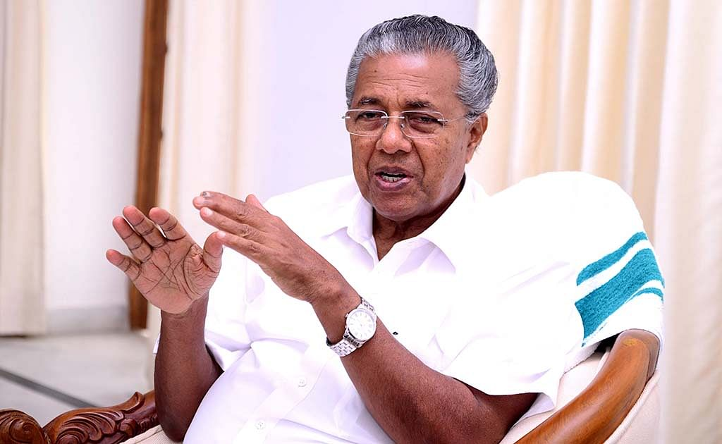Kerala is the first to dissent and this perturbs those at the helm: Kerala CM