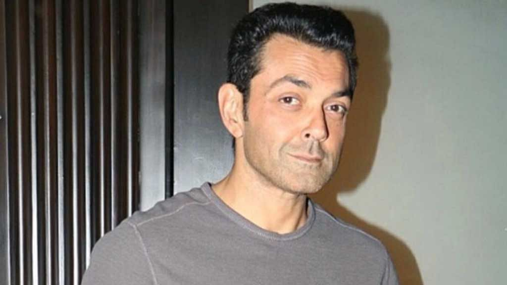 Entertainment: Bobby Deol 'feels great' to be part of 'Race 3'