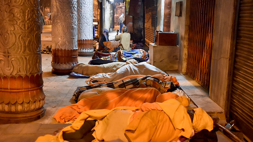 Can Delhi take care of the homeless better?