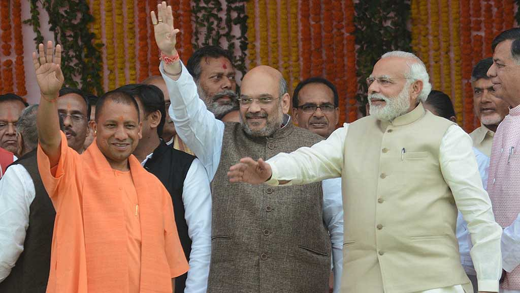 Growing rift between Narendra Modi and Amit Shah over Yogi Adityanath?