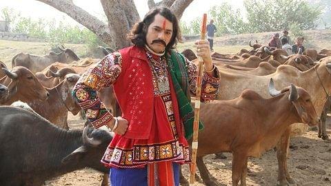 Election round the corner, film invokes Gau, Ganga and Gayatri