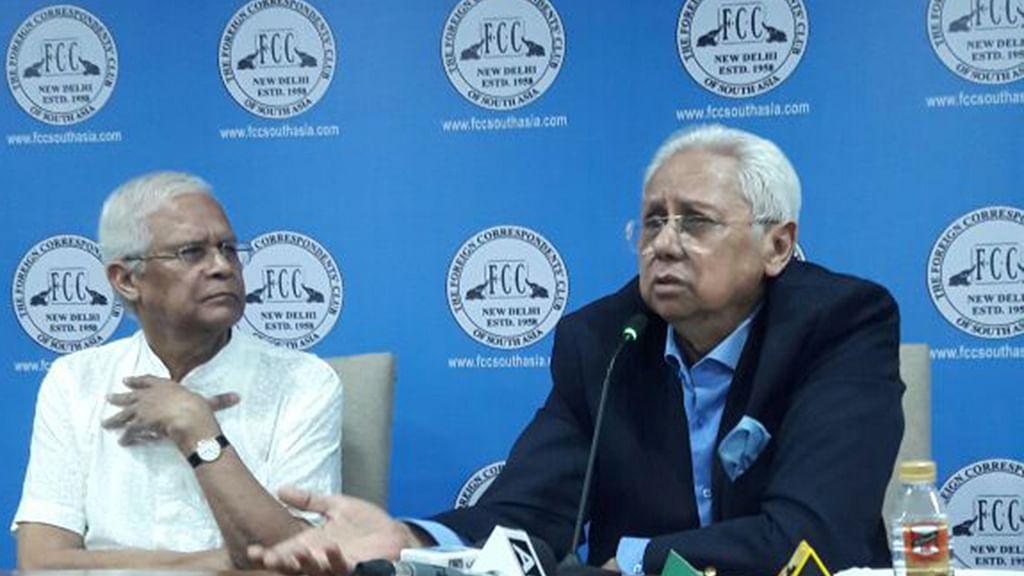 Bangladesh asks India to persuade Myanmar to take back Rohingya refugees