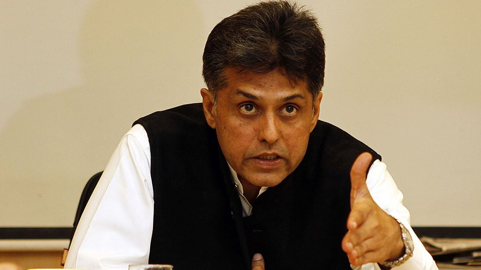 Not the first time BJP bribed people, says Manish Tiwari