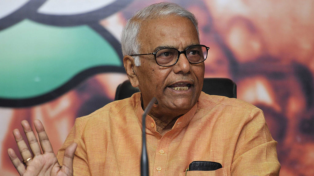 Government lost high moral ground after defending Jay Shah: Yashwant