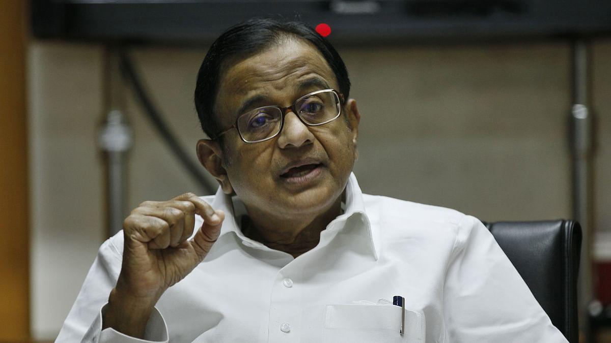 Chidambaram: Modi Govt  must listen to economists  speaking truth to power