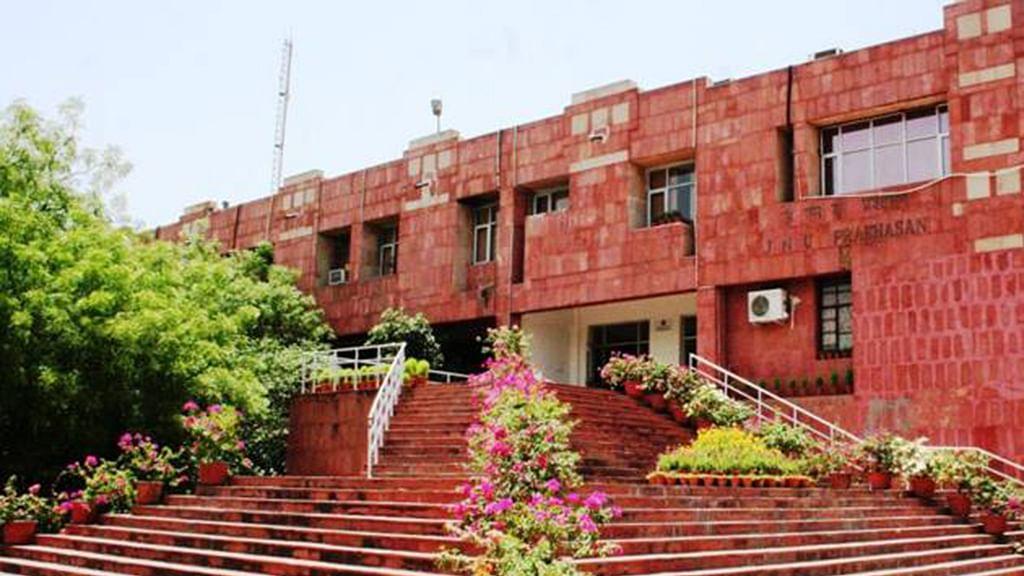 JNU campus abuzz over 'illegal' Vivekananda statue even as VC calls for dialogue